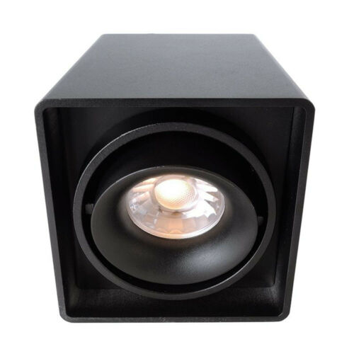 Deko-Light Decken-Aufbau-Leuchte Lampe Mona I schwarz