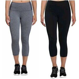Kirkland Signature Ladies/' Active Tight Pants Inseam 27 Sz XS,S Variety Color.