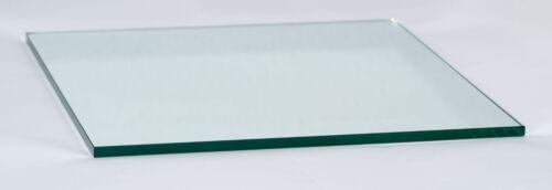 Glasscheibe Glas auf Maß Klarglas Glasplatte 4 bis 10mm Glas Wunschzuschnitt
