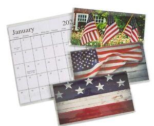 2022-2023 America 2 Year Planner Pocket Calendar *FREE SHIPPING*