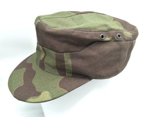 MILITARY WWII WW2 GERMAN ELITE ITALIAN CAMOUFLAGE CAMO FIELD CAP  SIZE L