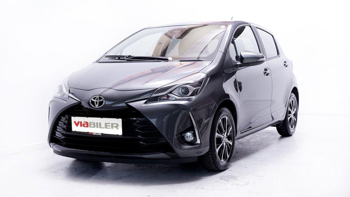 Toyota Yaris 1,5 VVT-iE T3 Smart 5d - 149.900 kr.