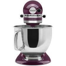 KitchenAid Pro 600 Stand Mixer RKP26m1xby 6 Quart Big Professional Boysenberry