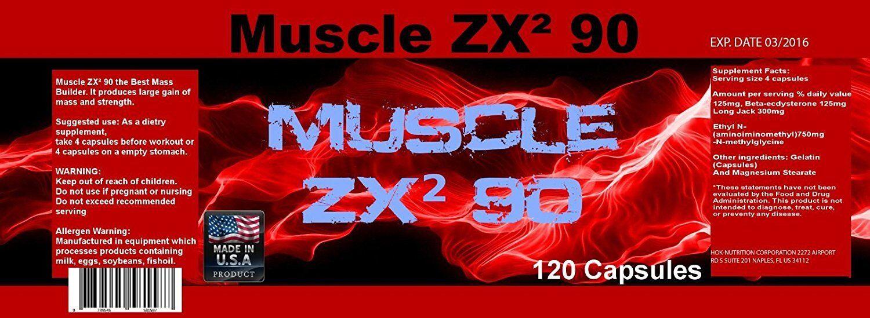 XT² GENIX Muskelaufbau extrem + + + MUSCLE ZX² Testosteron Booster Anabolika Ersatz a2d5e7