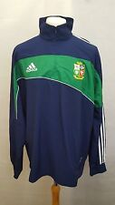 British Lions South Africa 2009 Mens Rugby Training Jacket Adidas 42/44 L/XL