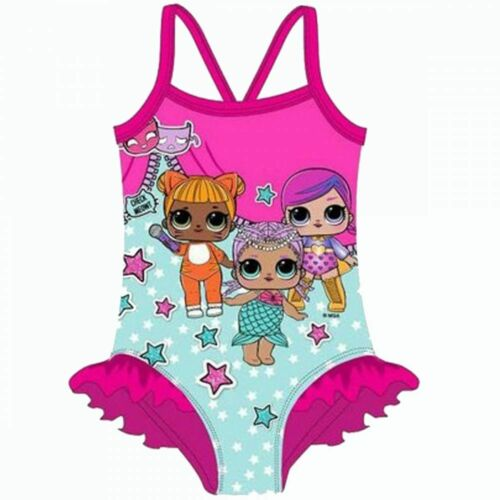 LOL Surprise Swimsuit//Girls Swimming Costume//Doll Bather Officially licensed