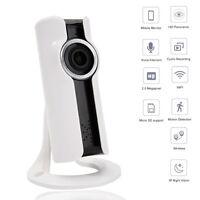 Wifi Hd Panorama Ip Camera Wireless Wifi Webcam Security Network Night Vision