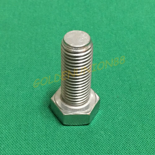 M16 Plain Hex Head Screw Outer hexagon Bolt Nut Washers Stainless steel SUS 304