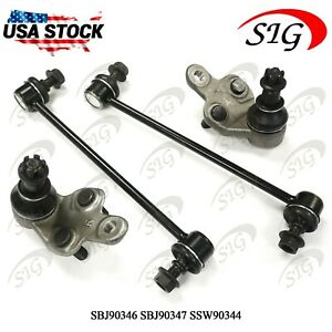 2 JPN Front Sway Bar Stabilizer Link for Lexus RX300 1999-2003 Same Day Shipping