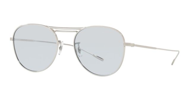 5bd5ae8332 Oliver Peoples CADE OV 1226S silver blue wash (5036 72) Sunglasses