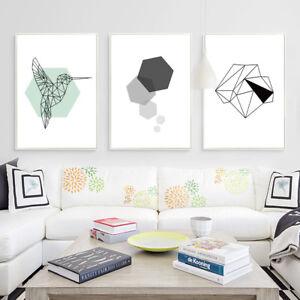 Motivational-Geometry-Canvas-Poster-Bird-Prints-Nordic-Abstract-Art-Wall-Decor