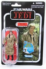 Star Wars HAN SOLO the Vintage Collection in Trench Coat ROTJ Endor