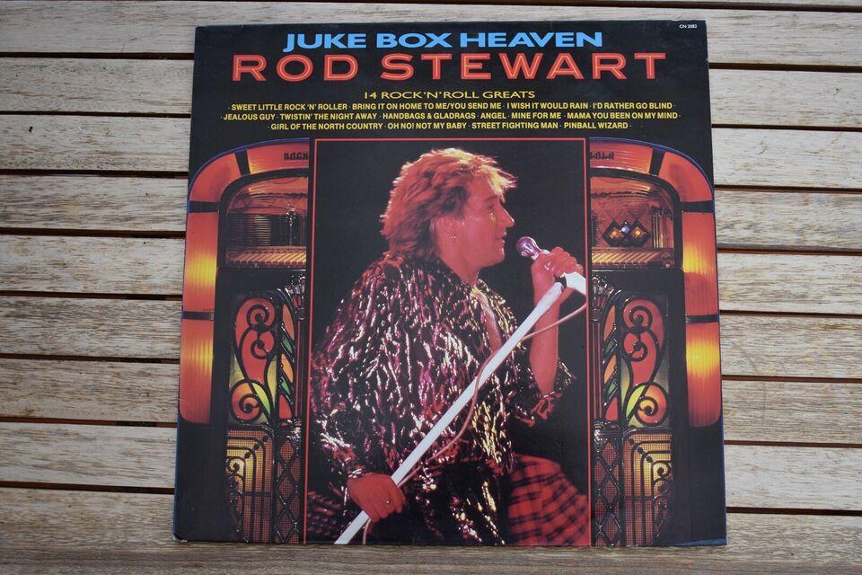 LP, Rod Stewart, Jukebox Heaven