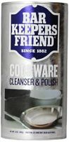 Bar Keepers Friend Cookware Cleanser And Polish Powder 12 Ounce Each Can 2 Pack, on sale