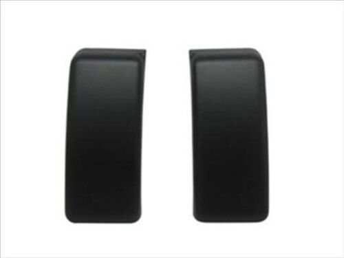 New Pair L /& R Front Bumper Guards Pads Inserts Caps for 2009-2014 FORD F150