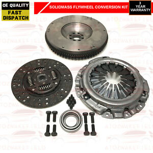 for nissan navara d40 2 5td 4wd 2005 2010 clutch solid flywheel conversion kit ebay. Black Bedroom Furniture Sets. Home Design Ideas