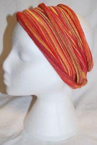 New Fair Trade Hair Band Wrap Magic Hippy Ethnic Rasta Dreads Surf Hippie Yoga