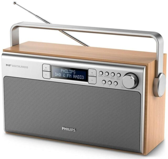 Philips AE5220/12 DAB+ Radio (Radiowecker)