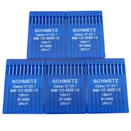 hinweis 50 Schmetz 135X17 DPX17 SY3355 Industrienähnadel möchte größ