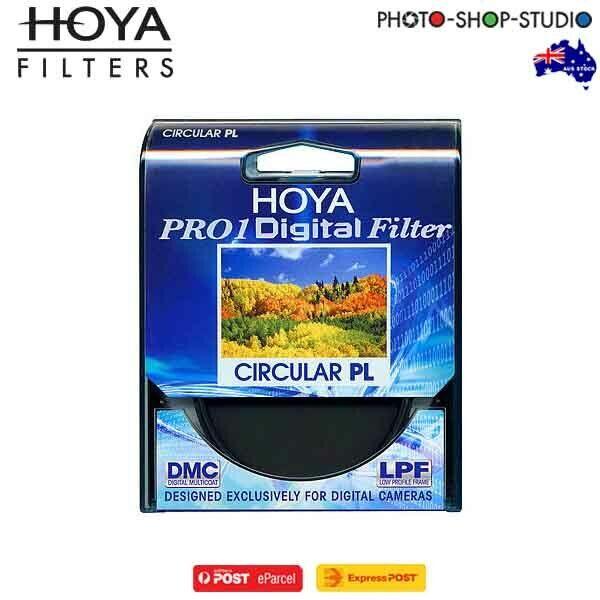 AU STOCK *Hoya 62mm Pro 1 Digital CPL Filter  * Made in Japan*