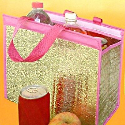 Angemessen 2x Kühltasche Kühlkorb Thermotasche Isoliertasche 30x28x15cm Mit Klettverschluss Kühlboxen & Kühlschränke