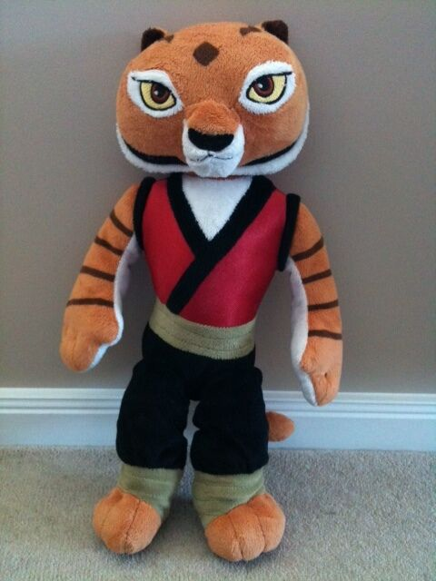 Kung Fu Panda Buddy Tigress 12