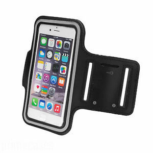 Sports-Running-Jogging-Gym-Armband-Waterproof-Cover-for-iPhone-5-5s-5c-Black