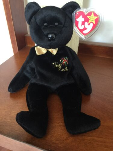 1999 The End Beanie baby w RARE tag in mint condition