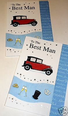 """/'STICHES/' TEXTURED BOARD-WRAPPED CODE HH 5/"""" X 7/"""" AGE 8 BOY CARDS X 12 JUST 27p"""