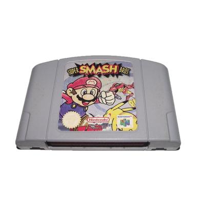 Super Smash Bros Nintendo 64 N64 PAL Preloved
