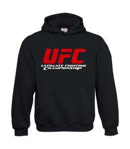Sudadera Hombre i Capucha i UFC - Ultimate Fighting Championship hasta 5XL