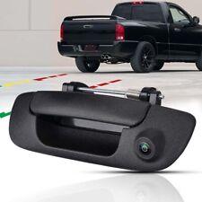 New Backup Camera Tailgate Handle For 2002 2008 Dodge Ram 1500 2500 3500 Set