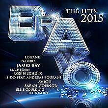 Bravo-The-Hits-2015-von-Various-CD-Zustand-gut