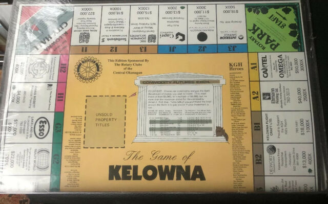 Board Games Kelowna