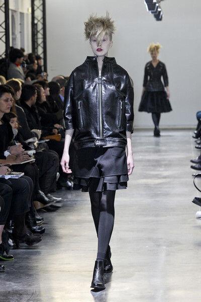 Junya Watanabe Runway Pants Look Skirts Comme des Garcons  Japanese designer