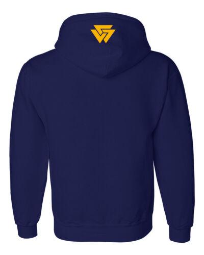 Triskelion Tau Gamma Phi Seal Hoodie Jacket