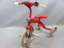 Rockabilly 50er Jahre Dreirad / Tretrad -Giordani Italien- Raketen Design Blech