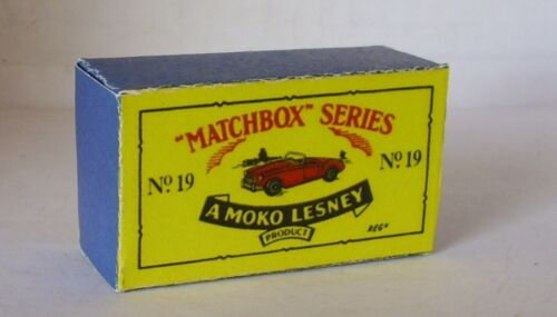 Repro Box Matchbox 1:75 Nr.19 MGA China