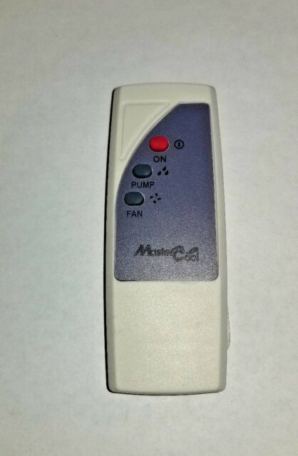 Master Cool P/n 72302 Remote Control Mastercool for Evaporative Cooler