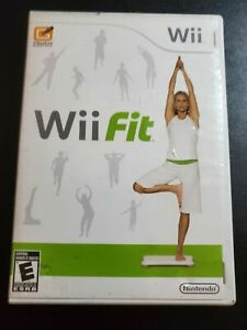 Wii-Fit-Nintendo-Wii-Complete-w-Manual-Tested-Free-Shipping