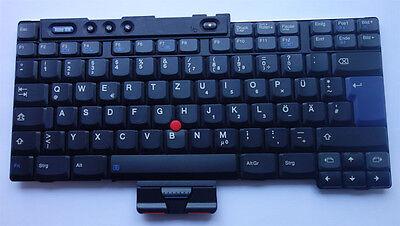 Clever Original Tastatur Ibm Lenovo T40 T41 T42 T43 R50 R51 R52 Keyboard Rm88-gr Mit Einem LangjäHrigen Ruf