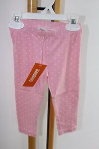 Temperate Gymboree Cozy Fairytale Baby Girl's Size 18-24 Nwt Leggings Pants Dot Pink New Baby & Toddler Clothing Bottoms