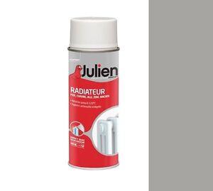 Peinture Bombe Radiateur Convecteur Gris Titanium Satin Julien