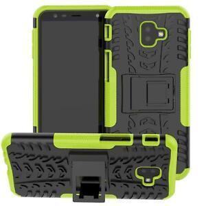 Samsung-Galaxy-J4-Plus-Huelle-Outdoor-Case-Handy-Cover-Panzer-Schutzhuelle-Tasche