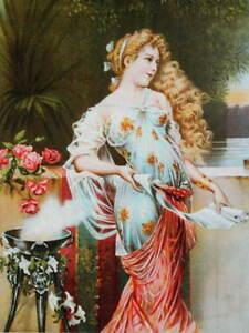Victorian Women Ladies Art Traveling Companions Augustus Egg 8x10 Print 0261
