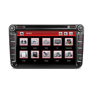 xtrons car dvd player stereo radio gps navigation vw t5. Black Bedroom Furniture Sets. Home Design Ideas