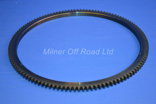 Engine Flywheel Ring Gear for Mitsubishi L200 4x4 K74 2.5D//2.5TD 1//1996-12//2007