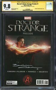 DOCTOR-STRANGE-PRELUDE-1-Photo-CGC-9-8-SS-Signed-by-Benedict-Cumberbatch