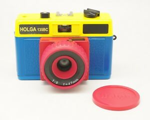 Holga-Used-135BC-3-tone-Film-Camera-discontinued