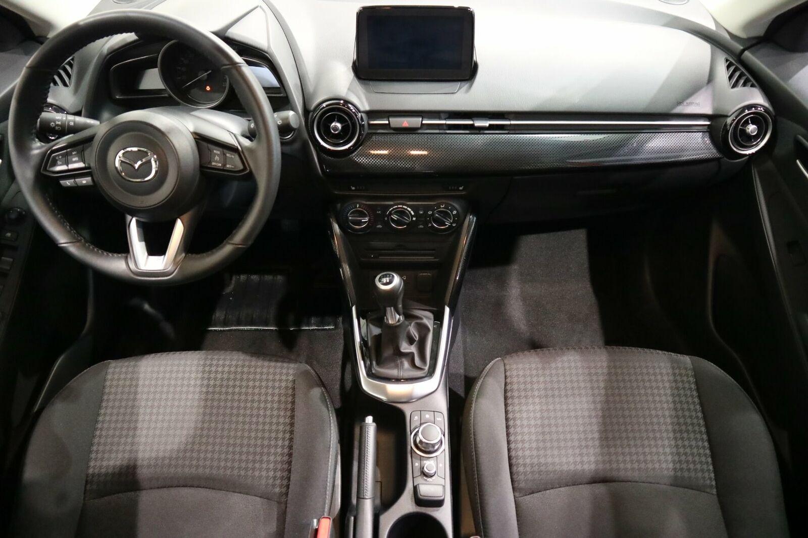 Mazda 2 1,5 Sky-G 90 Niseko - billede 14